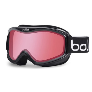 Mojo Goggles - Shiny Black Vermillon by Bolle